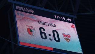 Almanya Bundesliga'nın 30. hafta mücadelesinde Ozan Kabak'ın formasını giydiği Stuttgart, Augsburg deplasmanından 6-0 gibi farklı bir skorlamağlup ayrıldı....