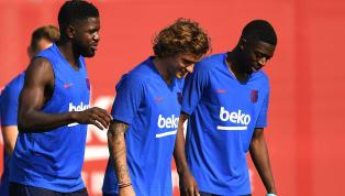 Arrancó la pretemporada delFC Barcelonacon un nombre propio que destaca por encima del resto.Antoine Griezmann, flamante fichaje azulgrana, se encontró...