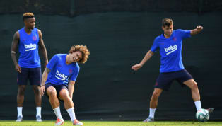 Antoine Griezmannya sabe lo que es enfrentarse a los que ahora son sus compañeros. El francés comenzó este lunes a entrenar con sunuevo equipoy se le ha...