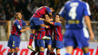 ebut On this day (October 16th) in 2004, a certain Lionel Messi made his debut for Barcelona. To celebrate the occasion, 90min have traipsed through the...