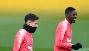 Chủ tịch của Barcelona vừa mới lên tiếng chia sẻ về tương lai của bộ đôi cầu thủOusmane Dembele và Philippe Coutinho. Ousmane Dembele và Philippe Coutinho...