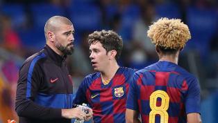 Gardien de légende du FC Barcelone, Victor Valdes est désormais entraîneur de l'équipe U19 du FC Barcelone. Pour ses grands débuts, l'ancien international...