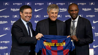 Promu nouvel entraineur enlieu et place d'Ernesto Valverde, Quique Setien doit travailler sur de nombreuxchantiers afin depermettre au club catalan de...