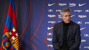 Em um movimento de mercado que gerou surpresa em parte da opinião pública, o Barcelonaoficializou Quique Setién, ex-Betis, como substituto para Ernesto...
