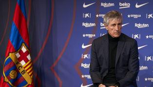 Quique Setien vừa chính thức được bổ nhiệm vào vị trí tân HLV trưởng của Barcelona và trước mắt ông là hàng loạt điều phải làm. Setien lên thay cho Ernesto...