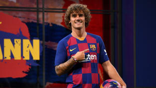 ​Following his €120m move to Barcelona this summer, Antoine Griezmann has confessed that he cannot wait to play and train alongside his new team mate Lionel...