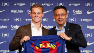 ​Frenkie de Jong will wear the number 21 shirt at Barcelona this season, as La Masia graduate Carles Alena switches to number 19. The Dutchman occupied the...