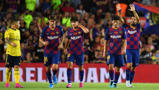 ophy Barcelona and Arsenal met on Sunday evening for the annual Joan Gamper Trophy match at Camp Nou and it was the Catalan side who came out on top, as they...