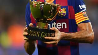Barcelona'nın kurucusu, oyuncusu ve ilk başkanı olan Joan Gamper'in anısına düzenlenen kupayı son 7 sezondur İspanyol devi kazanıyor. Katalan ekibinin bu...
