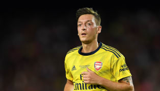 Mesut Özil missed Arsenal's first home Premier League game of the season against Burnley because of illness. The German midfielder missed the Gunners' opening...