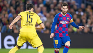 Barcelona mendapatkan kemenangan penting dengan skor 3-1 atas Borussia Dortmund di Camp Nou dalam laga kelima Grup F Champions League 2019/20 pada Kamis...
