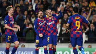 Barcelona sudah dipastikan lolos ke babak 16 besar Champions League 2019/20. Kemenangan dengan skor 3-1 atas Borussia Dortmund di Camp Nou pada Kamis (28/11)...