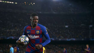Barcelona winger Ousmane Dembele has returned to training after two months out with ankle ligament damage. The Frenchman had been receiving treatment for the...