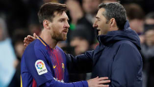 ​Barcelona manager Ernesto Valverde was understandably full of praise for Lionel Messi after he scored his 400th La Liga goal in the 3-0 win over Eibar....