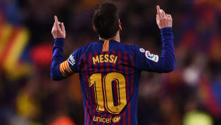 ​Lionel Messi has broken pretty much every record of all time, although the diminutive Argentine has had to settle for only equalling one this time around....