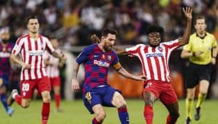 Barcelonamenjadi tim yang diunggulkan untuk menyusulReal Madridyang sudah terlebih dulu mengamankan satu tempat di partai final Piala Super Spanyol...