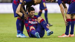 DerFC Barcelonamuss lange auf Luis Suarez verzichten. Wie die Katalanen am Sonntag mitteilten, fällt der Uruguayer nach seinerKnie-Operationfür ganze...