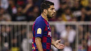 İspanya La Liga ekiplerinden Barcelona, dizinden ameliyat olanLuis Suarez'in4 ay sahalardan uzak kalacağını açıkladı. [LATEST NEWS❗] Medical...