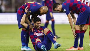 Avec la blessure de Luis Suarez, le Barca pourrait se montrer actif sur le mercato d'hiver. C'est la tuile pour leFC Barcelone. Éliminé en demi-finale...