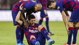 Nach der schweren Knieverletzung von Stürmer Luis Suárez fahndet man beimFC Barcelonafieberhaft nach Lösungen. Sowohl extern, auf dem winterlichen...