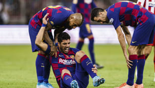 ​European giants, ​Barcelona have reportedly drawn a three-man shortlist to replace striker, Luis Suarez who is expected to miss the rest of the season after...