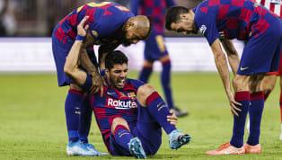 Luis Suárezfehlt demFC Barcelonaseit Januar aufgrund einer schwerwiegenden Knieverletzung. Zwar steht aufgrund der Corona-Krisenoch nicht fest, wann...