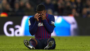 Barcelona's Malcom Out for 10 to 15 Days After Spraining Ankle in Copa del Rey Win