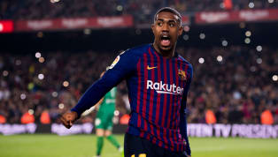 Chinese Super League Side Guangzhou Evergrande Table €65m Offer for Barcelona Forward Malcom