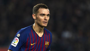 Barcelona Confirm Centre Back Thomas Vermaelen Will Be Sidelined for a Month With Leg Injury