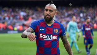 ​Barcelona midfielder Arturo Vidal has admitted that he has left his agent to discuss his future with La Blaugrana, but he still remains happy at the club....