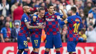La Liga 2019/20 - Pekan ke-20 Barcelona vs Granada Camp Nou Senin, 20 Januari 2020 03.00 WIB beIN Sports 1 Barcelona akan menjamu Granada di Camp Nou dalam...