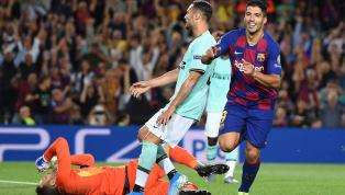 UEFA Şampiyonlar Ligi F Grubu 2. hafta randevusunda Barcelona, Nou Camp'ta ağırladığı Inter'i 2-1 mağlup etti. Konuk takım, karşılaşmanın 2. dakikasında...