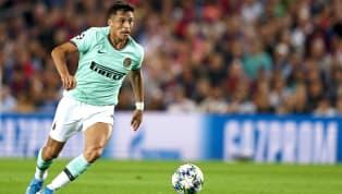 CEO Inter Milan, Giuseppe Marotta, mengonfirmasi Nerazzurri tidak akan mendatangkan penyerang baru pada Januari 2020 (bursa transfer musim dingin) untuk...