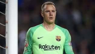 ​Barcelona goalkeeper Marc-Andre ter Stegen has admitted that he considered leaving Camp Nou after largely playing second fiddle to Claudio Bravo for his...