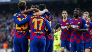 Barcelona picked up an important three points and are now level on points with Real Madrid at the top of La Liga after overcoming Getafe on Saturday. Antoine...