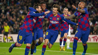 Quique Setien's influence was clearly visible during Barcelona's 1-0 win over Granada but it was Lionel Messi who broke the deadlock in the 76th minute at...