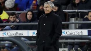 Barcelona coach Quique Setien has confirmed that the club is looking to sign a new striker, with primary 'number nine' Luis Suarez set to be sidelined with a...