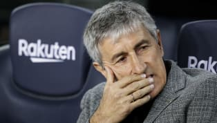 ​Barcelona manager Quique Setien has admitted that the Camp Nou outfit are looking for a forward after the injury to Luis Suarez. The Uruguayan is possibly...
