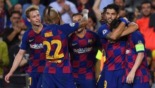 Barcelona berhasil mendapatkan kemenangan penting atas Inter Milan dengan skor 2-1 di Camp Nou dalam laga kedua Grup F Champions League 2019/20 pada Kamis...