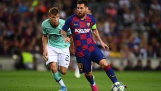 ElBarcelonaestuvo a nada de meterse en lío ayer en el Camp Nou ante el Inter, hasta que apareció la figura deLuis Suárez. El uruguayo, con un doblete,...