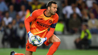 Inter are ready to give their experienced no.1Samir Handanović a new and improved contract to keep the Slovenian in Milanuntil 2022. With 303...