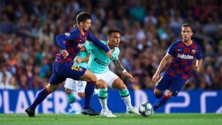 Der BVB braucht dieHilfe des FC Barcelona, um sich für das Achtelfinale der Champions League qualifizieren zu können. Dumm nur, dass die Katalanen bereits...