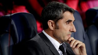 Ernesto Valverde admitted he felt his side's attitude to keep going was key as Barcelona scored two late goals to come from behind and beat Rayo Vallecano...
