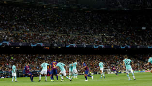 L'Inter esce sconfitta dalla sfida del Camp Nou contro il Barcellona: 2-1 il risultato finale. Punteggio troppo severo per i nerazzurri che giocano un primo...