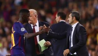 फुटबॉल क्लब बार्सिलोना के मैनेजर अर्नेस्टो वाल्वेर्डे का कहना है कि बार्सिलोना में सभी लोग अपने फ्रेंच विंगर ओस्मान डेम्बेले की मदद करने के लिए काफी मेहनत कर...