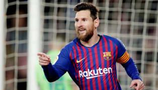 Lionel Messi a déjà battu bon nombre de records, et pourrait en décrocher d'autres. L'un d'eux se rapproche très sérieusement pour la Pulga...  L'Argentin...