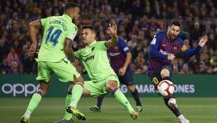 Jornada 12 La Liga Levante vs Barcelona Ciutat de Valencia Sabtu, 2 November 2019 pukul 22.00 WIB BeIN Sport 2 FC Barcelona akan berusaha menjaga tampuk...