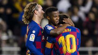 La jornada 22 deLaLigacomenzó con una remontada (2-1) del Granada al RCD Espanyol y tres victorias por la mínima deReal Madrid, Real Valladolid...