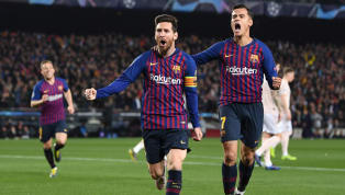 News ​Barcelona welcome Real Sociedad to the Camp Nou as they edge closer towards a second successive La Liga title. The Catalans dumped Manchester United out...
