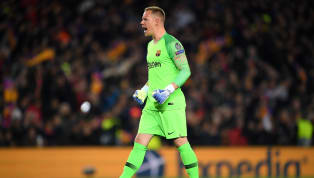 ​​Barcelona goalkeeper, Marc-Andre ter Stegen has revealed what he told ​Manchester United shot stopper, David de Gea, following his error which led to Lionel...